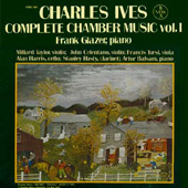 Charles Ives Alan Hovhaness 2nd String Quartet Lousadzak Concerto No 1 For Piano String Orchestra