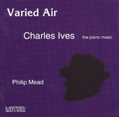 the different works of charles ives Check out ives, c: holidays symphony (excerpts) / the general slocum / overture in g minor (malmo symphony, sinclair) by james sinclair on amazon music stream ad.