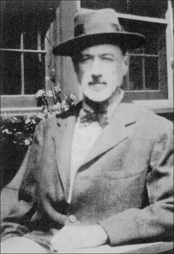Charles Ives Circa 1935