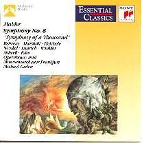 Mahler- 8ème symphonie Gielen