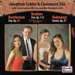 Jonathan Cohler & Claremont Trio