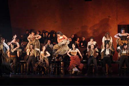 Bizet Carmen Various Soloists The Royal Opera Chorus