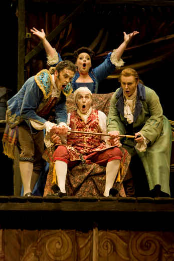 Rossini, The Barber of Seville: (Revival Premiere) Soloists, Chorus ...