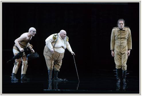 opera and wozzeck Wozzeck at the salzburg festival south african actor, artist, multimedia artist, film and theater, now opera director william kentridge has taken the world by storm over the.