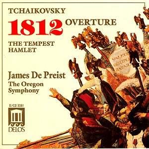 James DePreist - Pyotr Ilyich Tchaikovsky Tchaikovsky Tragic Lovers