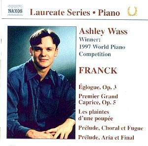 FRANCK Piano Works : Classical CD Reviews-July 2000 Music on the Web(UK)