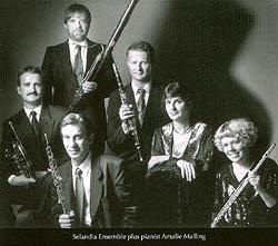 spille tremollo på klarinett