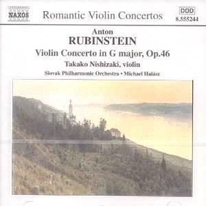 RUBINSTEIN (1829-1894)Violin Concerto [RW]: Classical