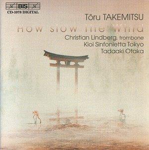 Toru Takemitsu Takemitsu