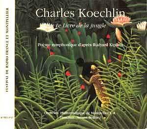 Charles Koechlin Le Livre De La Jungle Rb Classical Cd