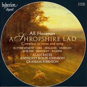 A Shropshire Lad JQ Classical Reviews February 2002 MusicWebUK