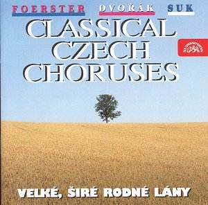 Foerster Dvorak Suk Choruses []: Classical CD Reviews- Nov