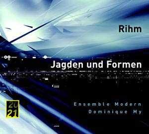 La musique contemporaine pour le profane: conseils CD Rihm_Jagden