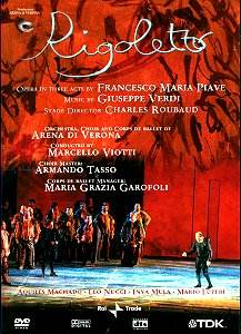 Recorded Arena di Verona, July 2001