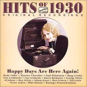 Rudy Vallee with The Kings Men - Drinking Songs