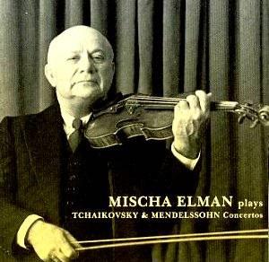mischa elman plays tchaikovsky and mendelssohn concertos jw classical cd reviews apr 2003. Black Bedroom Furniture Sets. Home Design Ideas