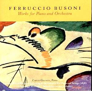 ferruccio busoni works for piano and orchestra jw classical cd reviews june 2003 musicweb uk. Black Bedroom Furniture Sets. Home Design Ideas