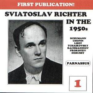 Sviatoslav Richter (piano) in the 1950s [JW]: Classical CD Reviews- April 2003 MusicWeb(UK) - richter1