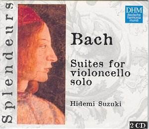 Bach Cello Suite Suzuki