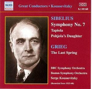 Sibelius - Poèmes symphoniques - Page 2 Koussevitzky_Sibelius_8110168