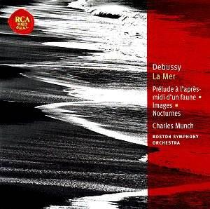 Debussy - La mer & Autres Debussy_Munch_82876594162