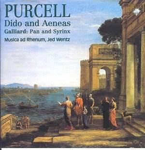 Purcell Dido and Aeneas BRILLIANT CLASSICS 92464 [CH ...