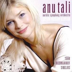 Anu Tali - Jean Sibelius Sibelius Action Passion Illusion