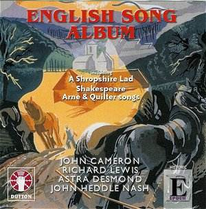 english song album cdlx 7104 em classical cd reviews july 2005
