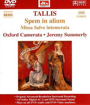 a review of spem in alium a renaissance motet by thomas tallis Spem in alium, thomas tallis ( 1570, performers the sixteen, directed by harry christophers rotterdam, 2013) tallis - spem in alium the sixteen lyrics: spem in alium nunquam habui latin.
