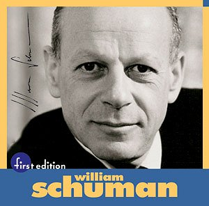 William Schuman Schuman - Leonard Bernstein - Symphonies No. 3 and No. 8 - Symphony For Strings