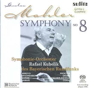 Risultati immagini per kubelik audite mahler symphony 8