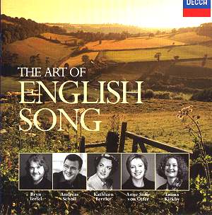 English songs for