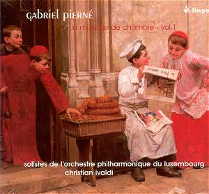 PIERNÉ Chamber Music Vol. 1 Timpani 2C 1110 [MC]: Classical CD ...