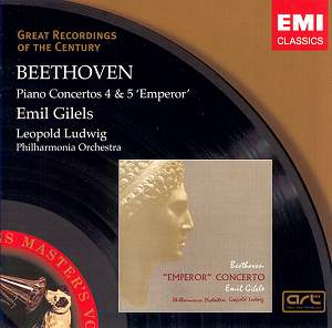 piano - Beethoven : les Concertos pour piano - Page 3 Beethoven_Gilels_4768282