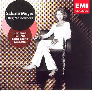 Sabine Meyer EMI 3797872 [MC]: Classical CD Reviews - June 2007 ...