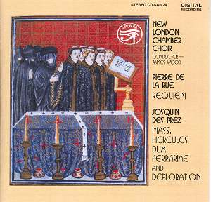 de la Rue requiem CDSAR24 [RH]: Classical CD Reviews - March 2007 ...