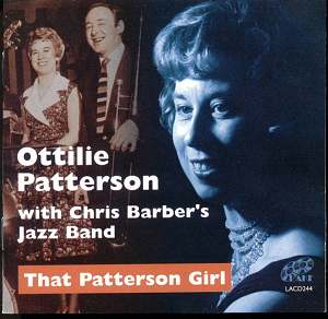Album That Patterson Girl by Ottilie Patterson