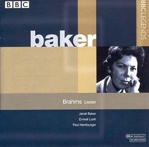 Janet Baker Baker_Brahms_BBCL42002