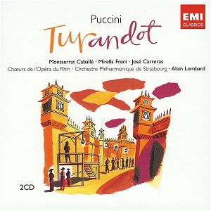 PUCCINI Turandot EMI 5091732 [JS]: Classical CD Reviews - April ...