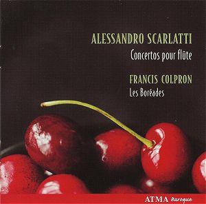 A SCARLATTI Flute Concertos Atma ACD22521 [CR]: Classical CD ...