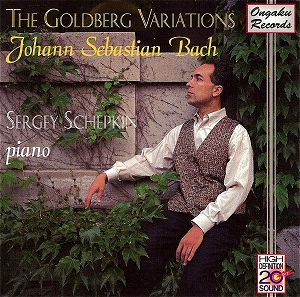 BACH Goldberg Variations Ongaku 024107 [DC]: Classical CD Reviews