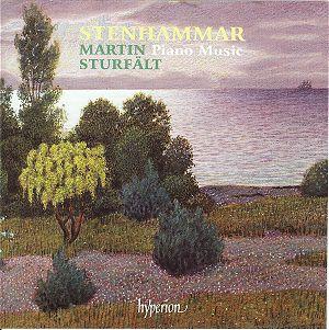 STENHAMMAR Piano Music Hyperion CDA67689 [WK][RB]: Classical
