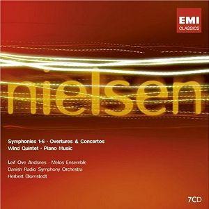 Nielsen - Symphonies Nielsen_5194292