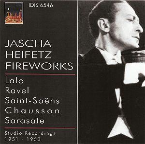 heifetz complete album collection