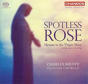 Spotless Rose Chandos Chsa5066 Jq Classical Cd Reviews
