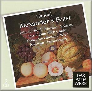 handel alexanders feast