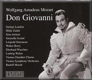 Mozart Giovanni preiser90762 [GF]: Classical Music Reviews - August