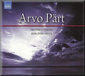 Arvo Part Album