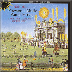 HANDEL Water Music Hyperion CDH55375 [MG]: Classical Music ...