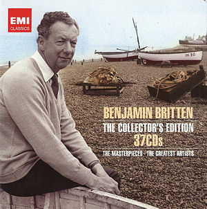 benjamin britten list of works
